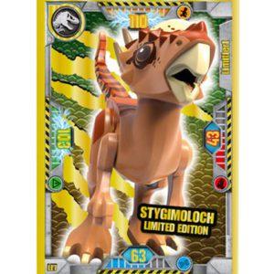 Lego Jurassic World LE7 Stygimoloch Limited