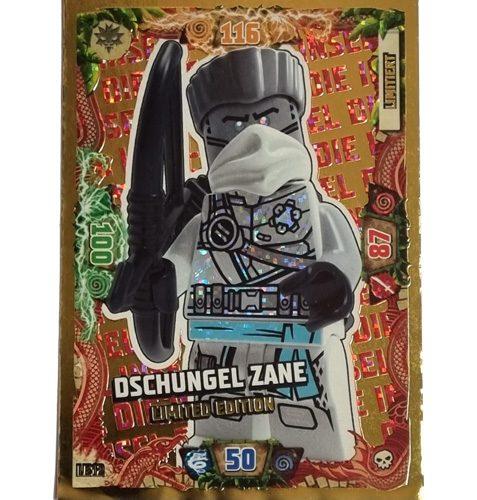 Ninjago LE 12 Dschungel Zane