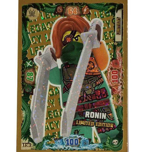 Lego Ninjago LE 18 Ronin