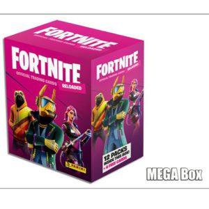 Panini Fortnite 2 Reloaded Mega Box
