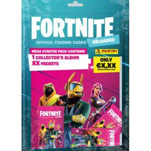 Panini Fortnite 2 Reloaded Trading Card Game 1 x Starterpack