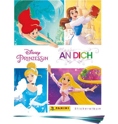 Panini Disney Prinzessin Sticker Stickeralbum
