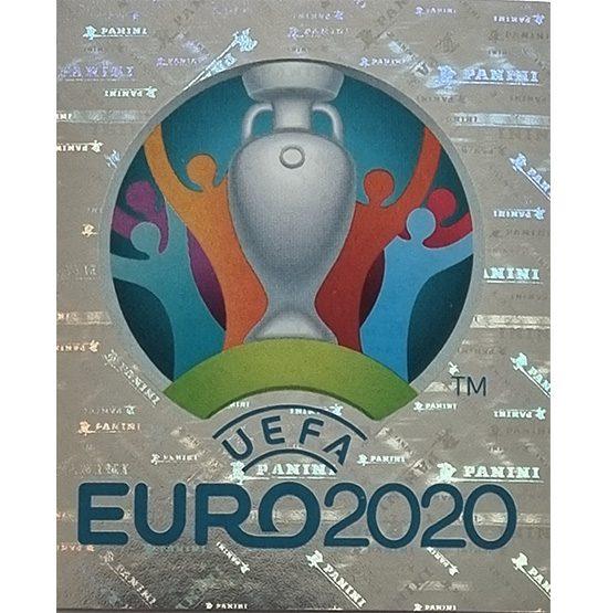 Panini EURO 2020 Sticker Nr 001