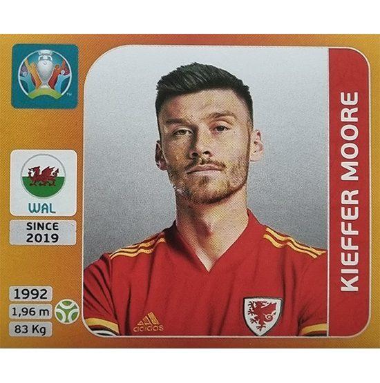 Panini EURO 2020 Sticker Nr 118 Kieffer Moore
