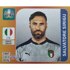 Panini EURO 2020 Sticker Nr 013 Salvatore Sirigu