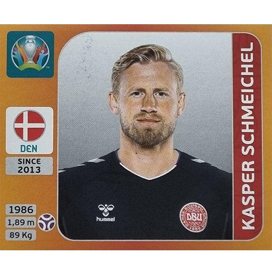 Panini EURO 2020 Sticker Nr 157 Kasper Schmeichel