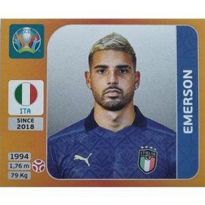 Panini EURO 2020 Sticker Nr 018 Emerson