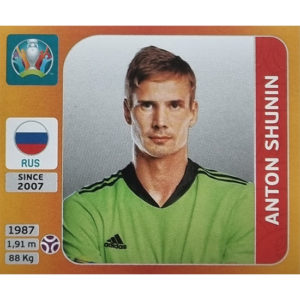 Panini EURO 2020 Sticker Nr 211 Shunin