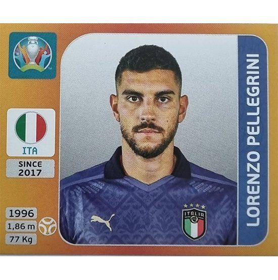 Panini EURO 2020 Sticker Nr 023 Lorenzo Pellegrini