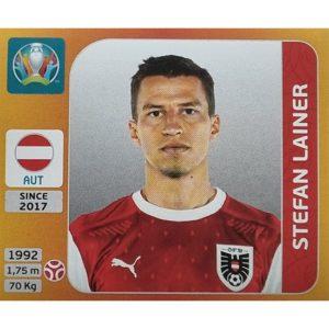 Panini EURO 2020 Sticker Nr 241 Stefan Lainer
