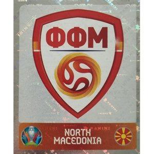 North Macedonia Sticker
