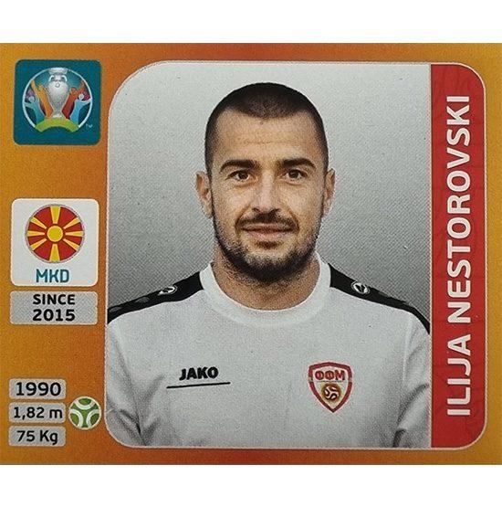 Panini EURO 2020 Sticker Nr 305 Ilja Nestoroyski