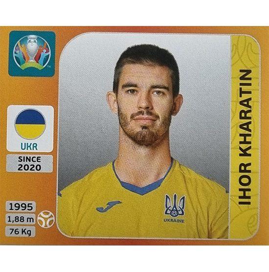 Panini EURO 2020 Sticker Nr 331 Ihor Kharatin