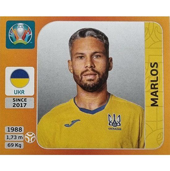 Panini EURO 2020 Sticker Nr 335 Marlos