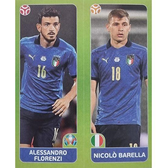 Panini EURO 2020 Sticker Nr 034