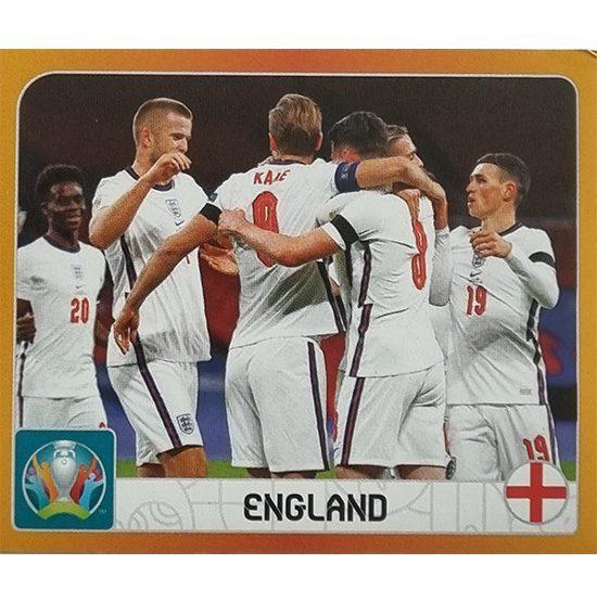 Panini EURO 2020 Sticker Nr 345 England