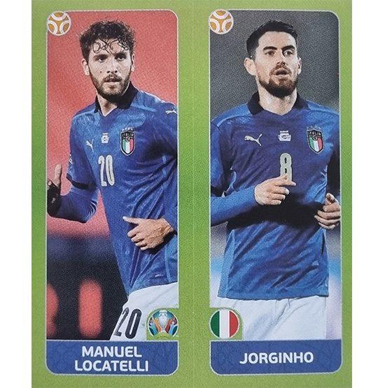 Panini EURO 2020 Sticker Nr 035