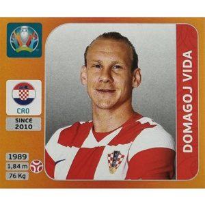 Panini EURO 2020 Sticker Nr 355 Domagoj Vida