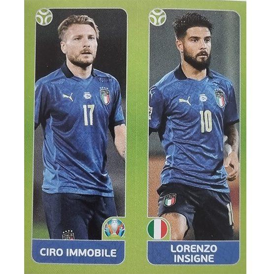 Panini EURO 2020 Sticker Nr 036