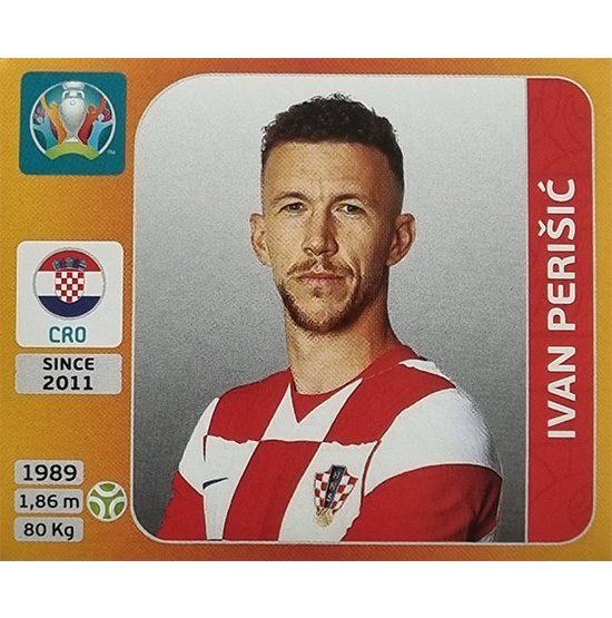 Panini EURO 2020 Sticker Nr 365 Ivan Perisic