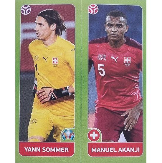 Panini EURO 2020 Sticker Nr 038