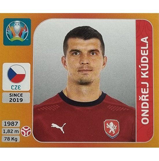Panini EURO 2020 Sticker Nr 388 Ondrej Kudela