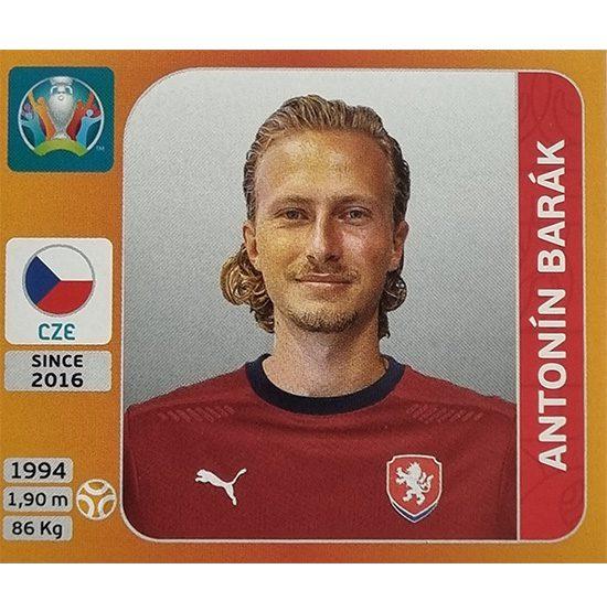 Panini EURO 2020 Sticker Nr 389 Antonin Barak