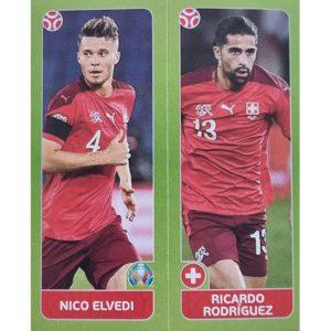 Panini EURO 2020 Sticker Nr 039