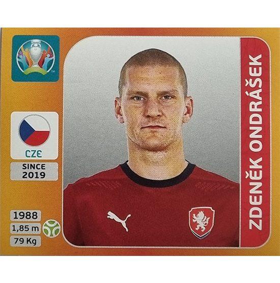 Panini EURO 2020 Sticker Nr 398 Zenek Ondrasek