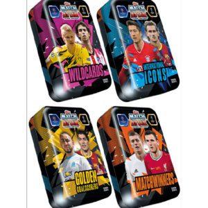 Topps Champions League Match Attax 2020/21 Mega Tin Set