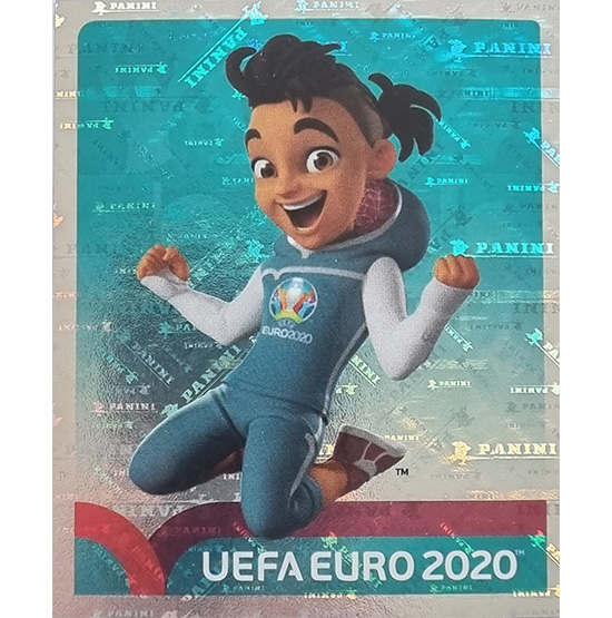 Panini EURO 2020 Sticker Nr 004