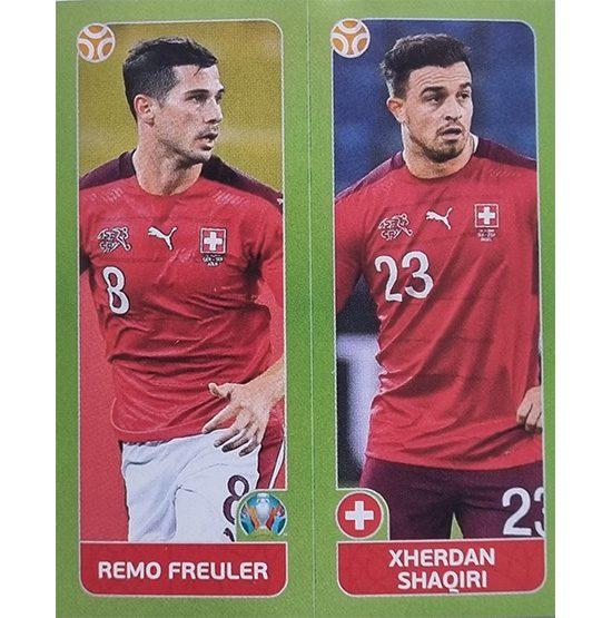 Panini EURO 2020 Sticker Nr 040