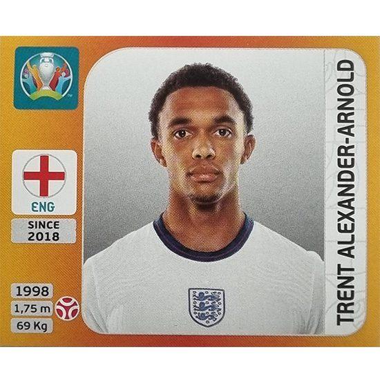 Panini EURO 2020 Sticker Nr 404 Trent Alexander-Arnold