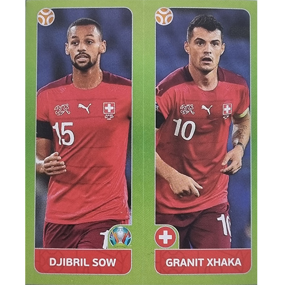 Panini EURO 2020 Sticker Nr 041