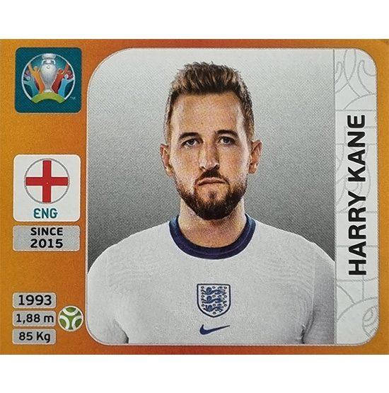 Panini EURO 2020 Sticker Nr 418 Harry Kane