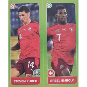 Panini EURO 2020 Sticker Nr 042