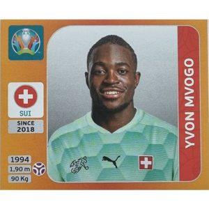 Panini EURO 2020 Sticker Nr 046 Yvon Mvogo