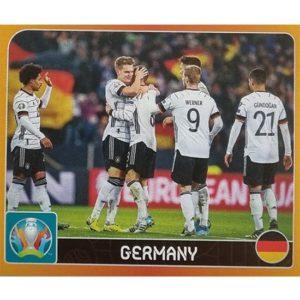 Panini EURO 2020 Sticker Nr 568 Germany