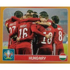 Panini EURO 2020 Sticker Nr 569 Hungary