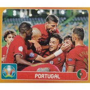 Panini EURO 2020 Sticker Nr 570 Portugal