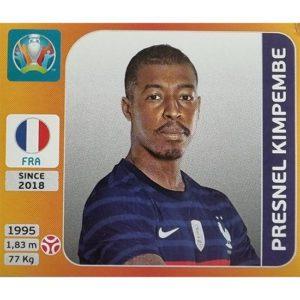Panini EURO 2020 Sticker Nr 576 Presnel Kimpembe