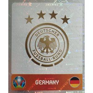 Panini EURO 2020 Sticker Nr 604 Germany Logo