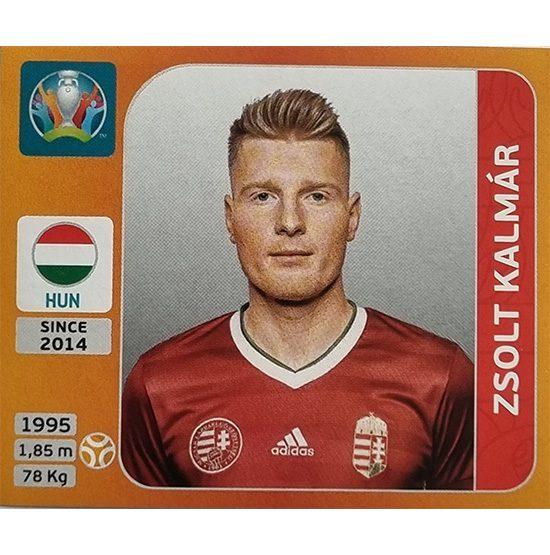Panini EURO 2020 Sticker Nr 635 Zsolt Kalmar
