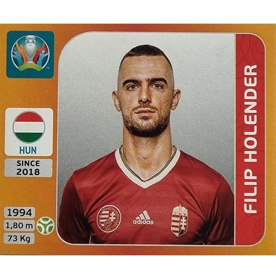 Panini EURO 2020 Sticker Nr 641 Filip Holender