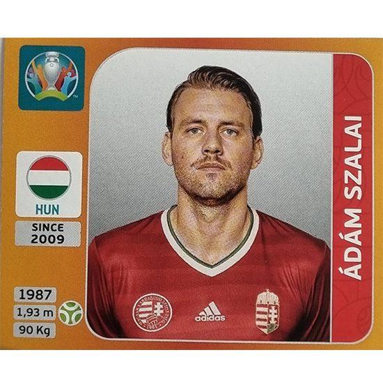 Panini EURO 2020 Sticker Nr 645 Adam Szalai