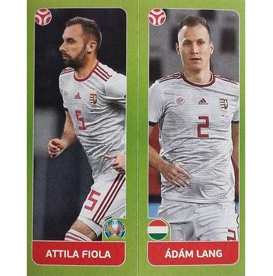 Panini EURO 2020 Sticker Nr 647 Fiola Lang