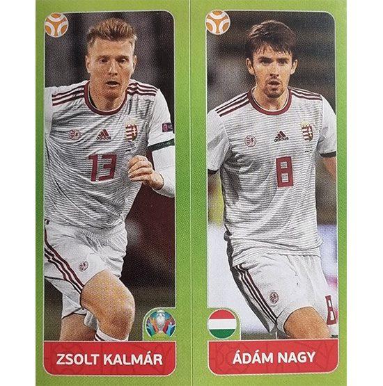 Panini EURO 2020 Sticker Nr 649 Kalmar Nagy