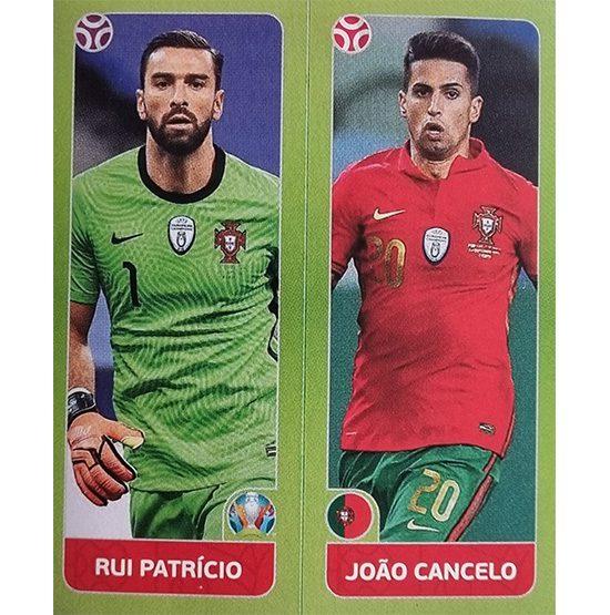 Panini EURO 2020 Sticker Nr 652 Patricio Cancelo