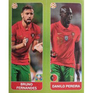 Panini EURO 2020 Sticker Nr 655 Fernandes Pereira