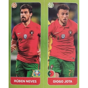 Panini EURO 2020 Sticker Nr 656 Neves Jota